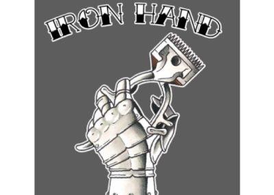 Iron Hand Barbers